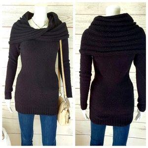 Victoria's Secret soft boucle knit shawl sweater